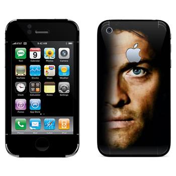 Виниловая наклейка «Кастиэль» на телефон Apple iPhone 3GS