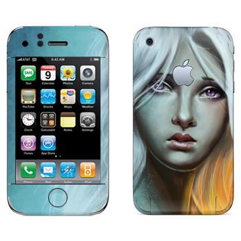 Виниловая наклейка «Таргариен» на телефон Apple iPhone 3GS