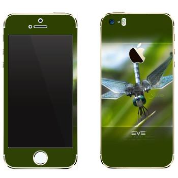 Виниловая наклейка «EVE Стилет» на телефон Apple iPhone 5
