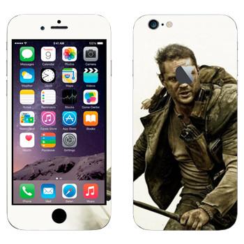 Виниловая наклейка «Макс : Дорога Ярости» на телефон Apple iPhone 6 Plus/6S Plus