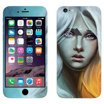 Виниловая наклейка «Таргариен» на телефон Apple iPhone 6 Plus/6S Plus