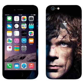 Виниловая наклейка «Тирион Ланнистер» на телефон Apple iPhone 6 Plus/6S Plus