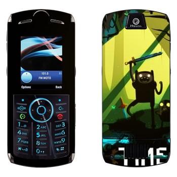 Motorola L9 Slvr