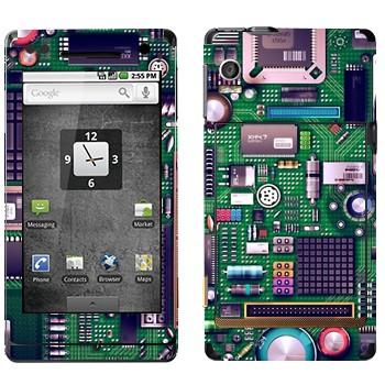Motorola XT702 Milestone