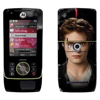 Виниловая наклейка «Эдвард Каллен» на телефон Motorola Z8 Rizr