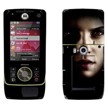Виниловая наклейка «Гермиона Грейнджер» на телефон Motorola Z8 Rizr