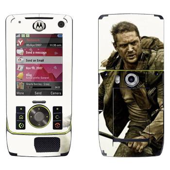 Виниловая наклейка «Макс : Дорога Ярости» на телефон Motorola Z8 Rizr