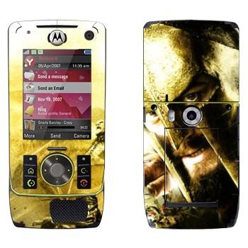 Виниловая наклейка «Спартанец - 300 спартанцев» на телефон Motorola Z8 Rizr