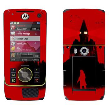 Виниловая наклейка «The Evil Within - Темный дом» на телефон Motorola Z8 Rizr