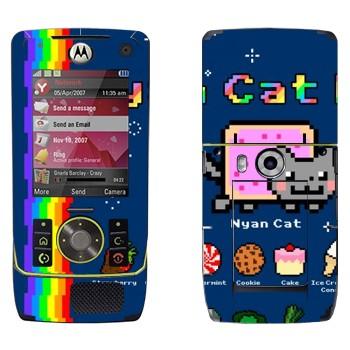 Виниловая наклейка «Нянь Кэт» на телефон Motorola Z8 Rizr