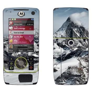 Виниловая наклейка «Эверест» на телефон Motorola Z8 Rizr