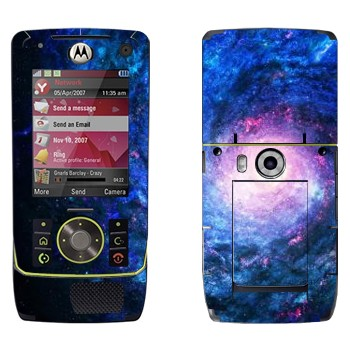 Виниловая наклейка «Спиралевидная галактика» на телефон Motorola Z8 Rizr