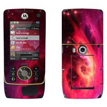Виниловая наклейка «Туманное скопление» на телефон Motorola Z8 Rizr