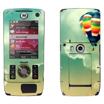 Виниловая наклейка «Воздушный шар в небе» на телефон Motorola Z8 Rizr