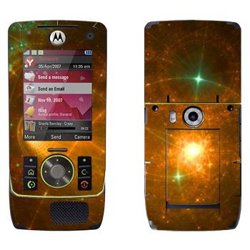 Виниловая наклейка «Звездная россыпь - Космос» на телефон Motorola Z8 Rizr