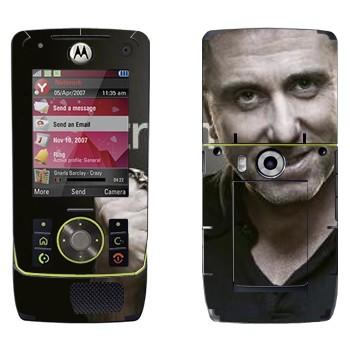Виниловая наклейка «Кэл Лайтман - Lie to me» на телефон Motorola Z8 Rizr