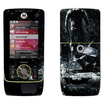Виниловая наклейка «Бэтмэн - Брошенная маска» на телефон Motorola Z8 Rizr
