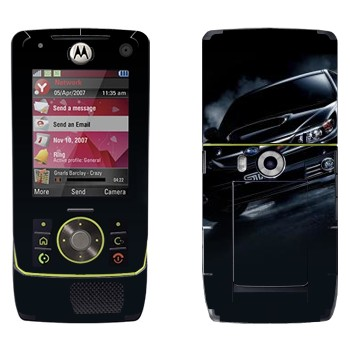 Виниловая наклейка «Subaru Impreza STI» на телефон Motorola Z8 Rizr
