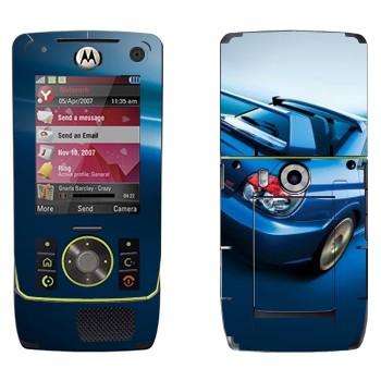 Виниловая наклейка «Subaru Impreza WRX» на телефон Motorola Z8 Rizr