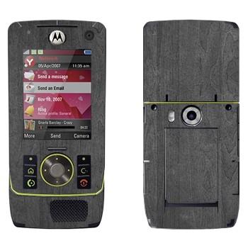 Виниловая наклейка «Черные доски» на телефон Motorola Z8 Rizr