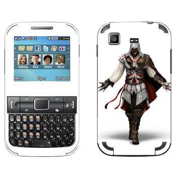 Виниловая наклейка «Assassin 's Creed 2» на телефон Samsung C3222 Duos