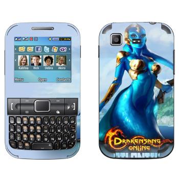 Виниловая наклейка «Drakensang Atlantis» на телефон Samsung C3222 Duos