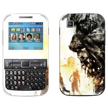 Виниловая наклейка «Dying Light арт» на телефон Samsung C3222 Duos
