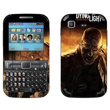 Виниловая наклейка «Dying Light рассвет» на телефон Samsung C3222 Duos