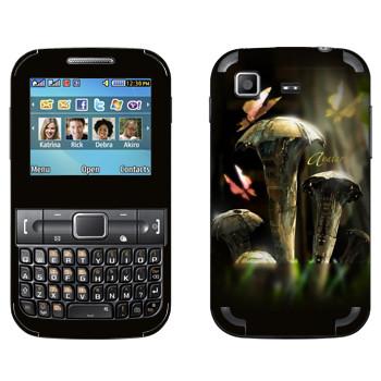 Виниловая наклейка «EVE Аватар» на телефон Samsung C3222 Duos