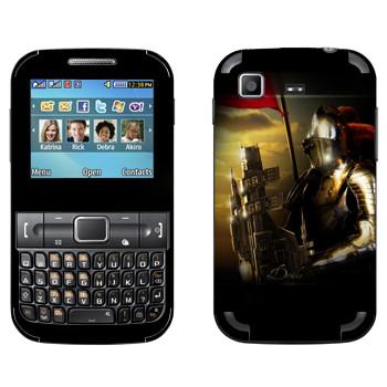 Виниловая наклейка «EVE Дрейк» на телефон Samsung C3222 Duos