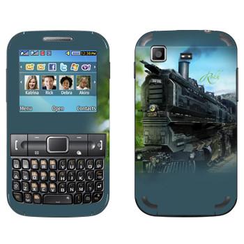 Виниловая наклейка «EVE Rokh» на телефон Samsung C3222 Duos