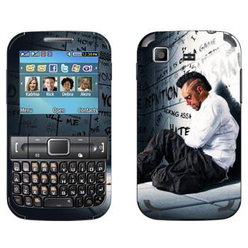 Виниловая наклейка «Far Cry 3 - Вас в психушке» на телефон Samsung C3222 Duos