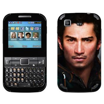Виниловая наклейка «Far Cry 4 - Аджай Гейл» на телефон Samsung C3222 Duos