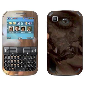 Виниловая наклейка «Neverwinter Flame» на телефон Samsung C3222 Duos