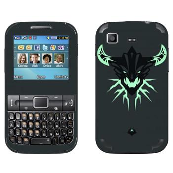 Виниловая наклейка «Outworld Devourer» на телефон Samsung C3222 Duos