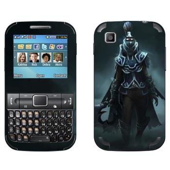 Виниловая наклейка «Призрачный убийца - Dota 2» на телефон Samsung C3222 Duos