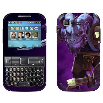Виниловая наклейка «Рики Рикимару - Dota 2» на телефон Samsung C3222 Duos