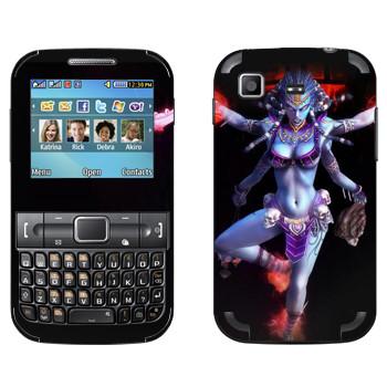 Виниловая наклейка «Shiva : Smite Gods» на телефон Samsung C3222 Duos