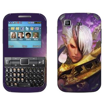 Виниловая наклейка «Tera Castanic man» на телефон Samsung C3222 Duos