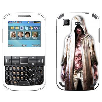 Виниловая наклейка «The Evil Within - Зомби» на телефон Samsung C3222 Duos