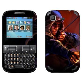 Виниловая наклейка «Thief - Лучник» на телефон Samsung C3222 Duos