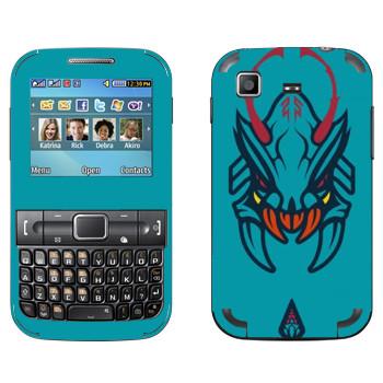 Виниловая наклейка «Ткач Weaver» на телефон Samsung C3222 Duos