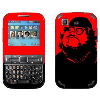 Виниловая наклейка «Гриффин Че» на телефон Samsung C3222 Duos