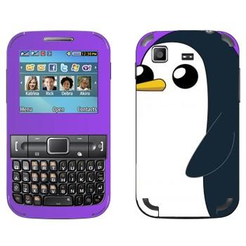 Виниловая наклейка «Гюнтер - Adventure Time» на телефон Samsung C3222 Duos