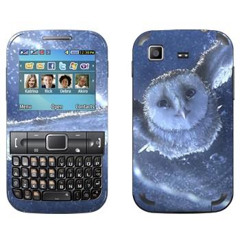 Виниловая наклейка «Легенды ночных стражей» на телефон Samsung C3222 Duos