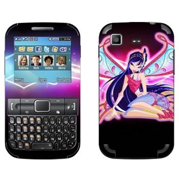 Виниловая наклейка «Муза Софикс - WinX» на телефон Samsung C3222 Duos