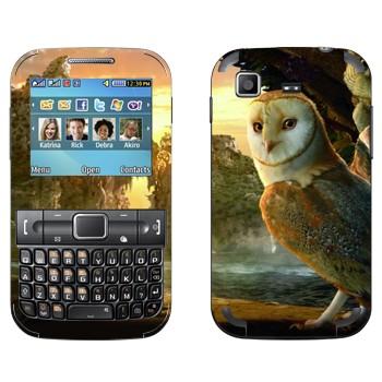 Виниловая наклейка «Сорен - Легенды ночных стражей» на телефон Samsung C3222 Duos