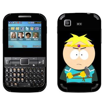 Виниловая наклейка «Тор - Южный парк» на телефон Samsung C3222 Duos