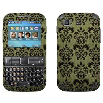 Виниловая наклейка «Старые обои» на телефон Samsung C3222 Duos