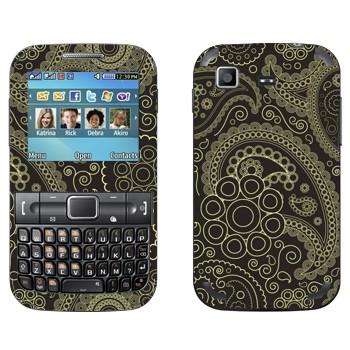 Виниловая наклейка «Восточный орнамент» на телефон Samsung C3222 Duos